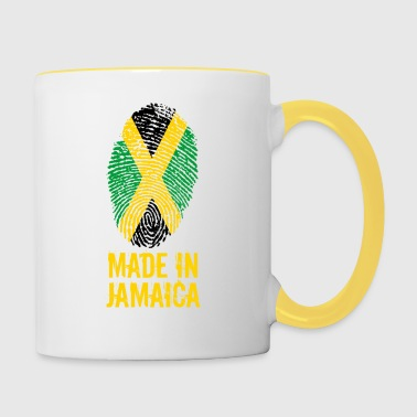Made In Jamaica / Made in Jamaica - Kubek dwukolorowy