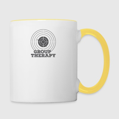 Police: Group Therapy - Contrasting Mug