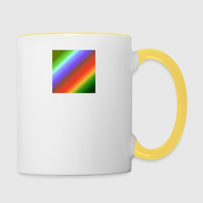 The power of gradient - Contrasting Mug