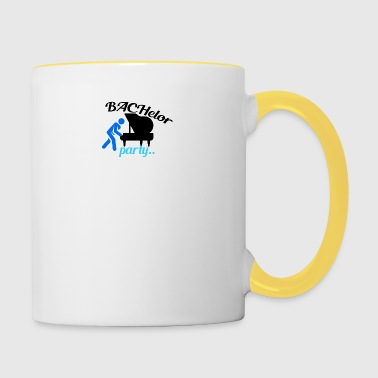 Join our BACHelor party - Contrasting Mug