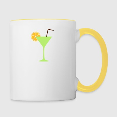 cocktail - Contrasting Mug