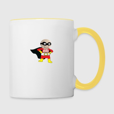 Captain Obvious - Contrasting Mug