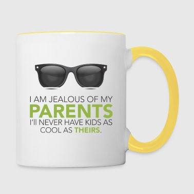 PARENTS - Mug contrasté