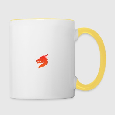 Esox_dragon test - Contrasting Mug
