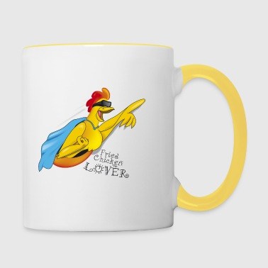 Chicken Lover - Contrasting Mug