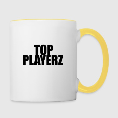 TopPlayer - Tazze bicolor