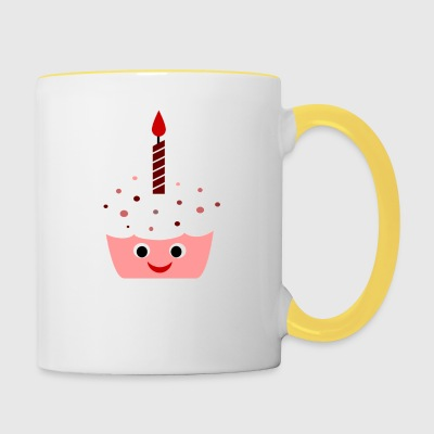 Birthday Girl - Tasse zweifarbig