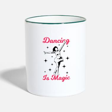 Performance Danse disant - Mug bicolore