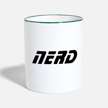 Star Trek Star Trek Nerd - Two-Tone Mug