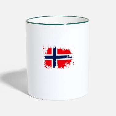 Norway Norway / Norway - Two-Tone Mug