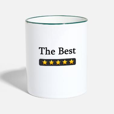 The Best the best - Two-Tone Mug