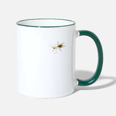 Fly The Fly - the fly - Two-Tone Mug