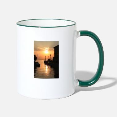 Promenade SUNDOWN - Two-Tone Mug
