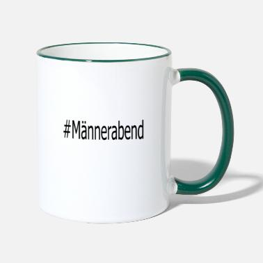 Maennerabend Maennerabend - Tazza bicolor