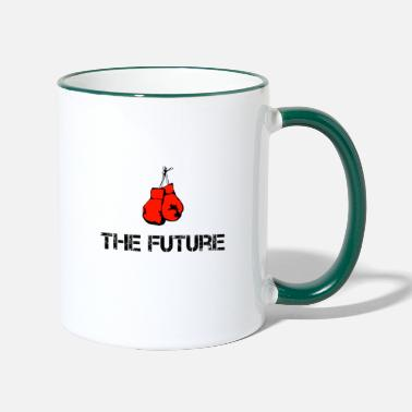Future The future - Two-Tone Mug