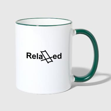 Relaxe Relaxed - Contrasting Mug