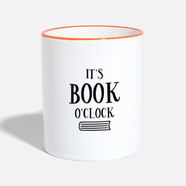 Clock Se on Book O Clock - Kontrasti-muki