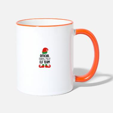North Humberside Official North Pole - Two-Tone Mug