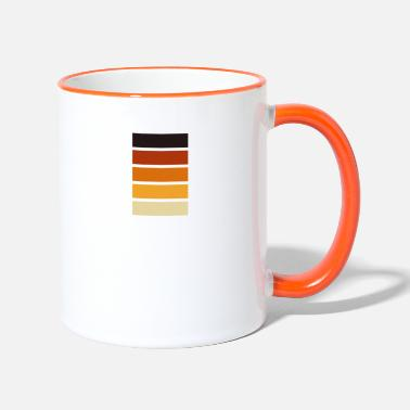 Color Scheme color scheme Autumn - Two-Tone Mug