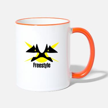 Freestyle Freestyle - Two-Tone Mug