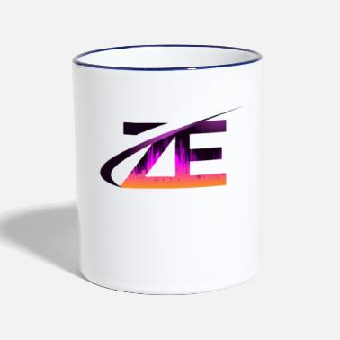 Collections Official ZE's logo - Taza en dos colores