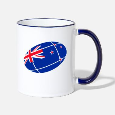 St23 sport_rugby_design_05 - Two-Tone Mug