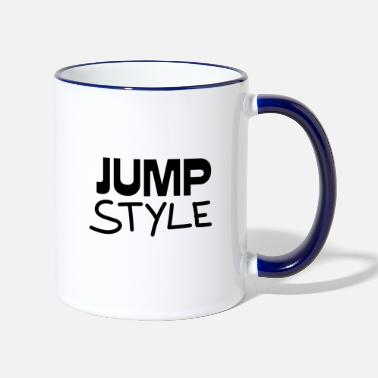 Jumpstyle Jumpstyle gift - Two-Tone Mug