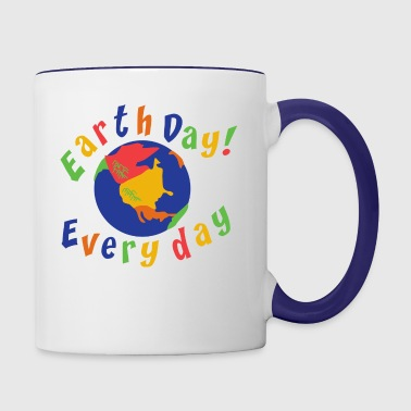 Earth Day Every Day - Tofarget kopp