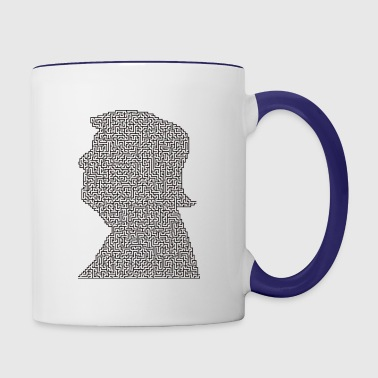 Is this Donald Trump? - Contrasting Mug