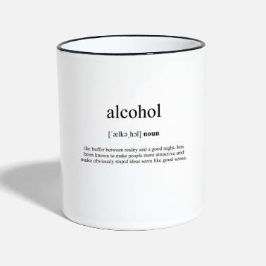Alkohol Alkohol Definition Dictionary - Contrast krus