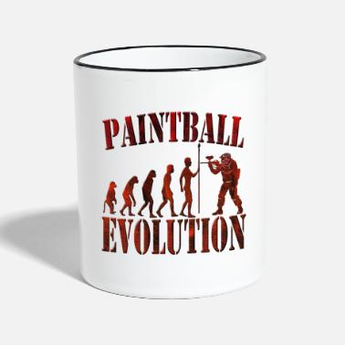 Paintball Paintball - Contrasting Mug