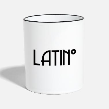 Latino Latino - Two-Tone Mug