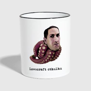 Taza Lovecraft Cthulhu - Taza en dos colores