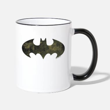 Batman Justice League Batman Logo - Kontrastmugg
