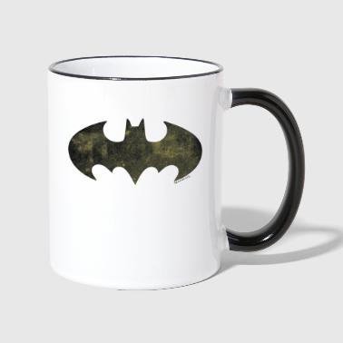 Justice League Batman Logo - Tvåfärgad mugg
