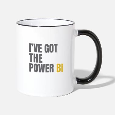 Bi POWER BI - Contrast krus