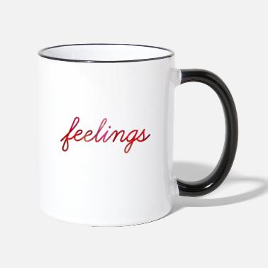 Sentiment sentiments - Mug contrasté