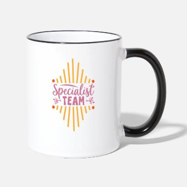 German Specialist team - Two-Tone Mug
