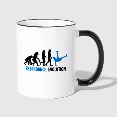 ++ ++ Breakdance Evolution - Kaksivärinen muki