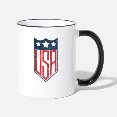 Shield USA Shield - Mug contrasté