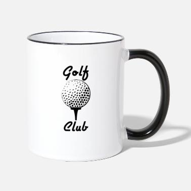Golf Golf Club / Golf / Club - Tazza bicolor