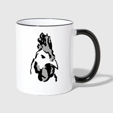 Rooster Rooster - Contrasting Mug