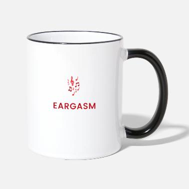 Headphones Eargasm Headphones Headphones - Two-Tone Mug