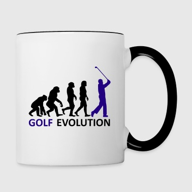 ++ ++ Golf Evolution - Tazze bicolor