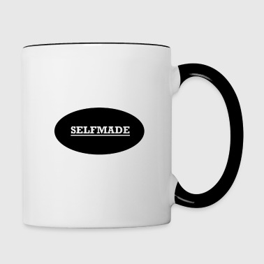 Self Made - Mug contrasté