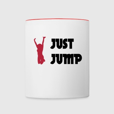 Just jump - Tazze bicolor