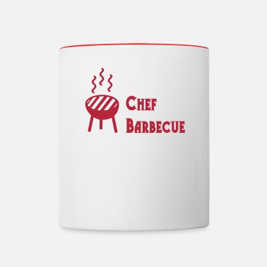 Chef Chef Barbecue - Tazze bicolor