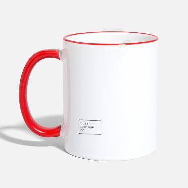 Moneygrubbing The Dubs Clothing Co. Collection - Two-Tone Mug