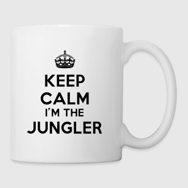 Keep calm I'm the Jungler - Mug blanc