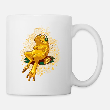 Mode FROGGIE RELAX MODE - Mug blanc